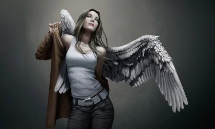 10 jel, hogy született földi angyal vagy