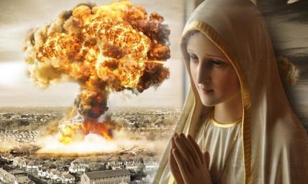 Szűz Mária nagy dobása – A napcsoda, a 3 Fátimai titok, és a III. Világháború