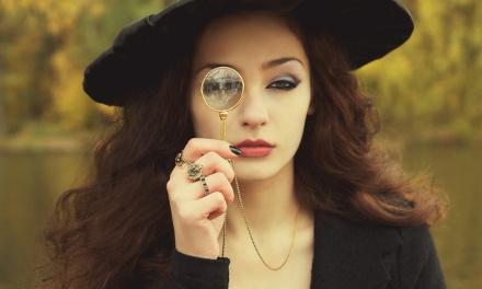 10 jel, hogy talán tényleg, igazából boszorkány vagy!