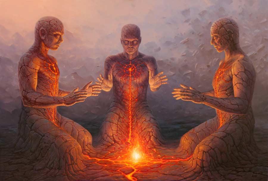 Ismered már a személyes lélekcsoportodat a lélek társaiddal együtt?
