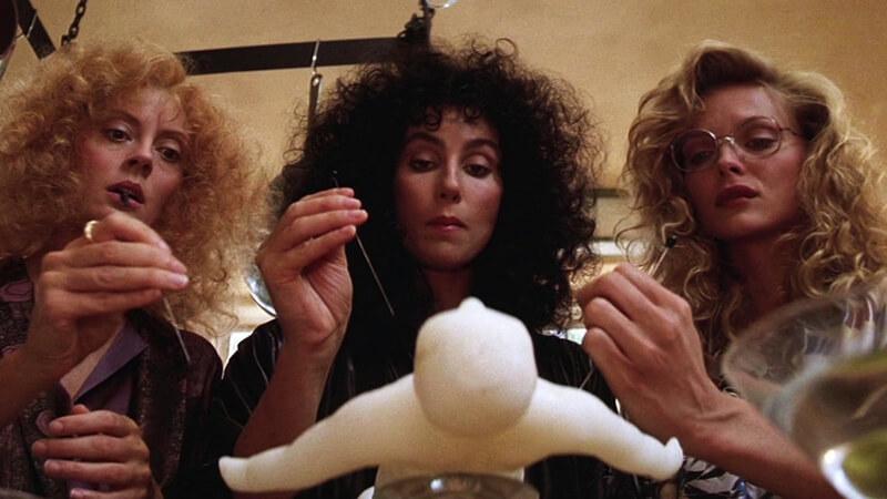 Ilyenek az igazi boszorkák! - Az Eastwick-i boszorkányok