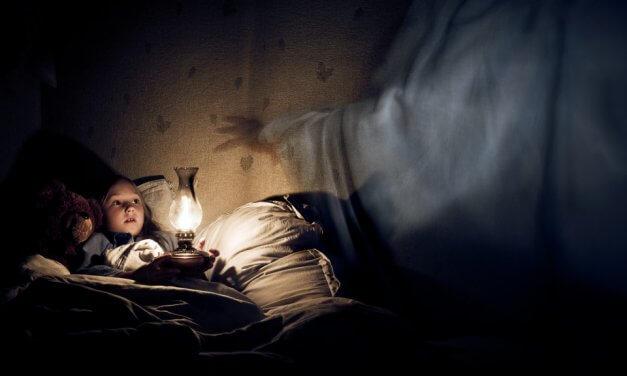 10 dolog, amivel segítségére lehetsz a szellemlátó gyerekednek