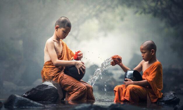 11 buddhista szerzetes szokás, ami teljesen megváltoztatja az életedet