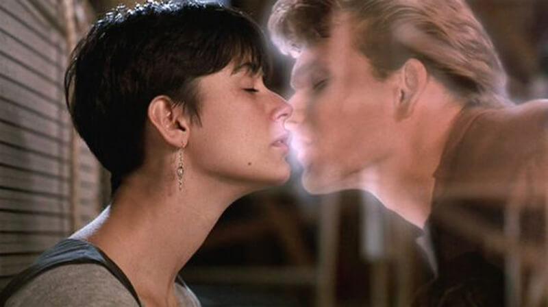 A világ legromantikusabb szellemes filmje - Ghost