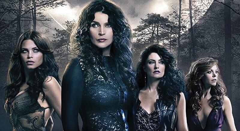 Egyedi, izgalmas és nagyon boszis sorozat - Született boszorkányok
